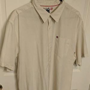 Men's Short Sleeve Button Down Shirt